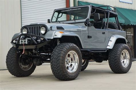 1982 jeep cj overbuilt customs cj7 for sale