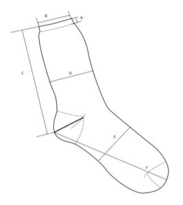 sock template bertrand s sock shop mens socks free delivery