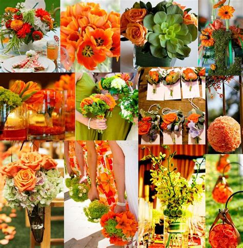 orange wedding colors 1000 ideas about green and orange on playroom