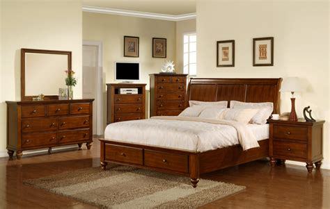 walnut bedroom set chatham storage bedroom set walnut finish ch777qb decor south