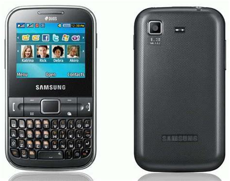 themes for samsung duos qwerty new samsung duos c3222 dual sim gsm gsm qwerty mobile