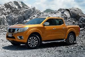 All Nissan Trucks All New Nissan Frontier Gets Tougher For Global