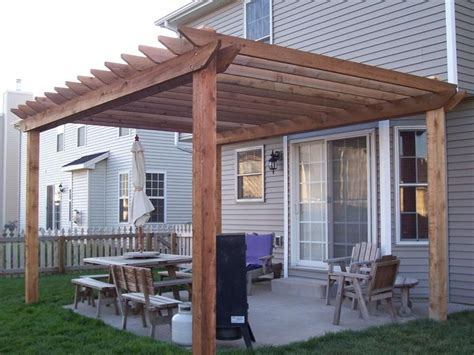 simple pergola designs woodworking projects plans