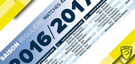 Calendrier Pro D2 Calendrier Pro D2 Saison 2016 2017 Us Carcassonne