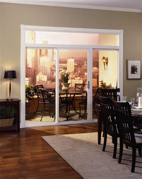 Patio Door With Transom by New Horizon Patio Door Replacement Sliding Patio Doors