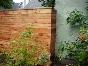 japanese style horizontal board fence deck masters llc