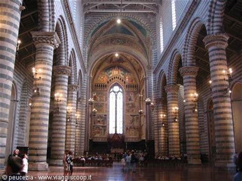 duomo di orvieto interno foto interno duomo di orvieto italia