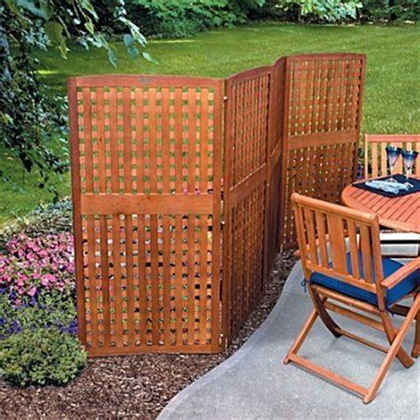 single panel privacy screen 23 quot x42 quot