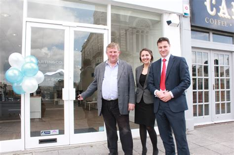 office in plymouth agency opens flagship office in plymouth the plymouth daily