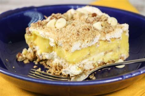 new test kitchen recipe vanilla dessert lasagna