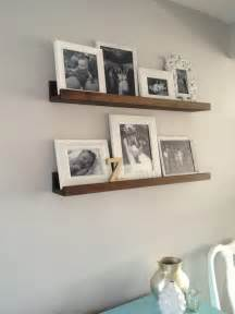 wall shelves for pictures retro ranch reno diy wood shelves