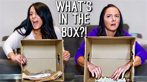 challenge box what s in the box challenge