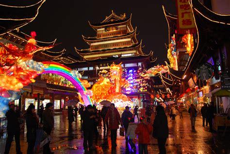 china festival shanghai cancels lantern festival at yuyuan garden shanghaiist