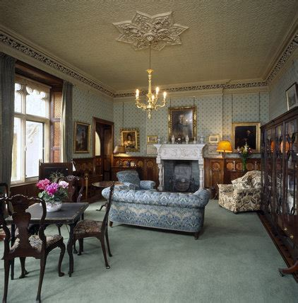 lord wraxalls sitting room  tyntesfield tyntesfield