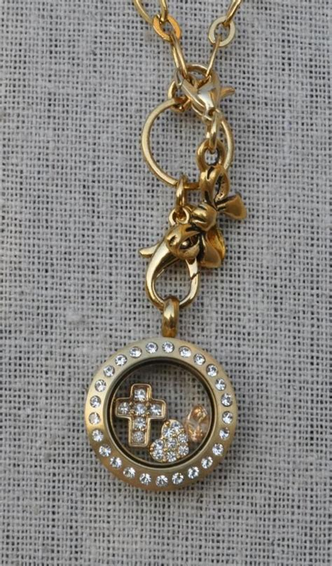 Gold Origami Owl - 17 best images about gold lockets on owl