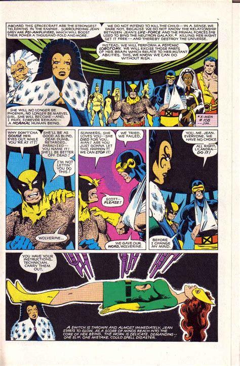 x men dark phoenix saga 0785149139 dark phoenix saga question x men comic vine