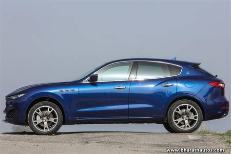 Maserati India by Unit Of Maserati Levante Suv Arrives In India At