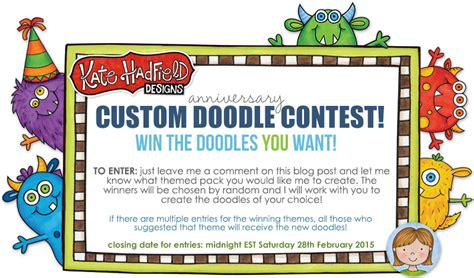 doodle competition india 2015 custom doodle contest 2015 kate hadfield designs
