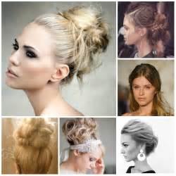 Medium long layered hair back view besides short shag hairstyles older