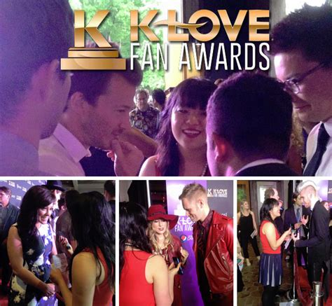 K Love Giveaway - k love fan awards 2015 red carpet interviews natalie grant kari jobe casting crowns