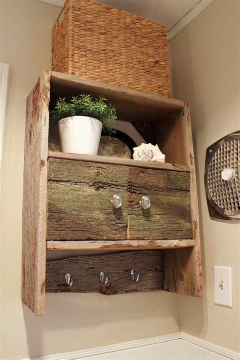barnwood bathroom ideas diy barnwood bathroom cabinet the creek line house
