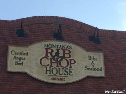 montana rib and chop house american western cuisine