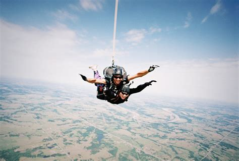sky dive 14 activities that ended up in