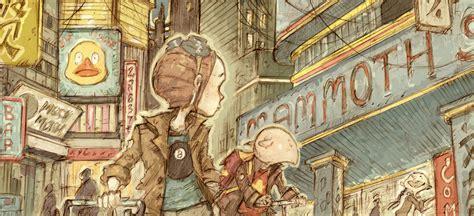Meet Sonny Liew, Southeast Asian Comic Book Hero   The