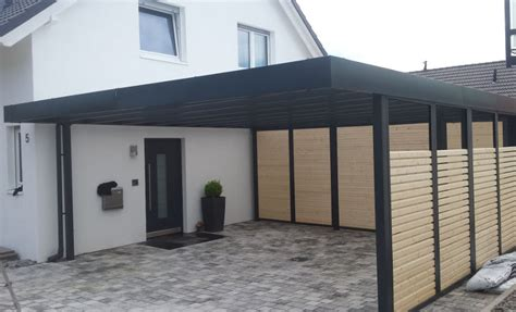 Kosten Carport by Kosten Carport Mit Abstellraum My