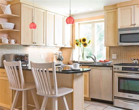 u shaped galley kitchen designs u shaped galley kitchen for a cape contemporary