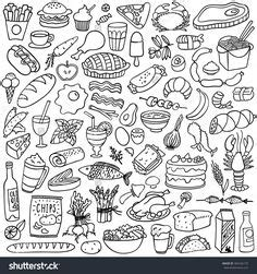 doodle food ltd антистресс раскраски для взрослых арт терапия c 243 mo