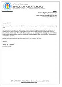 Bridgewater College Letter Of Recommendation School Archives Richful Thinking