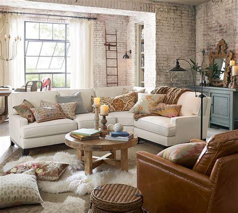 pottery barn livingroom molucca media console pottery barn