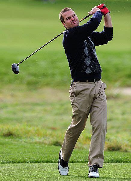Chris Golf by Chris O Donnell Att Pebble National Pro Am Golf