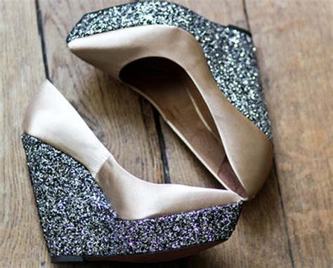 glitter shoes diy diy blue wedding shoes part 1 the crafty esquire