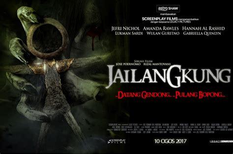Jailangkung Datang Gendong Pulang Bopong contest peluang menang jemputan ke malam gala filem jailangkung datang gendong pulang bopong
