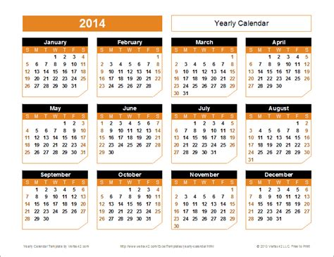 12 month calendar template 2014 free desk calendar 2015 new calendar template site