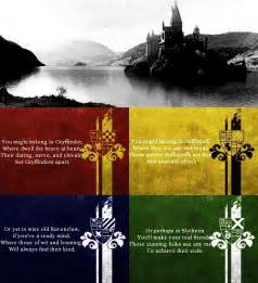 hogwarts house quotes quotesgram