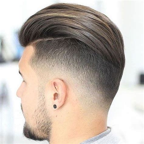 back images of men s haircuts slicked back undercut hairstyle 2018 undercut styles