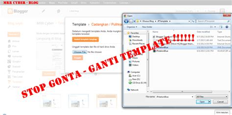 tutorial memperindah blogger resiko gonta ganti template blog tutorial mendaftar