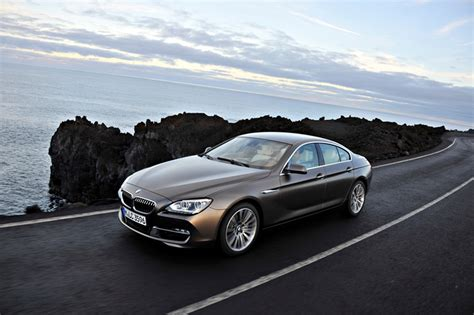 bmw  series gran coupe officially unveiled