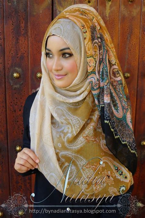 simple cute hijab styles hijabiworld