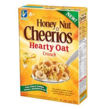 Cheerios Honey Nut Oats honey nut cheerios hearty oat crunch reviews in cereal chickadvisor
