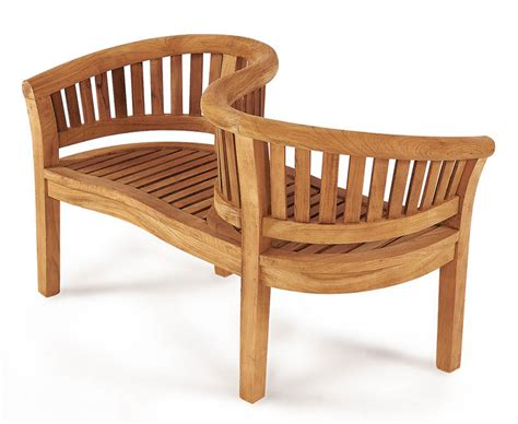 teak bench seat teak garden love seat love bench lindsey teak