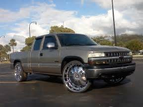 2010 chevy silverado on 28s dub drone 28 wheels custom