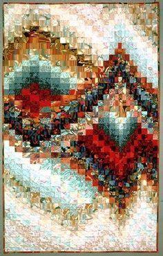 C319 Grey size bargello quilt patterns bargello quilt