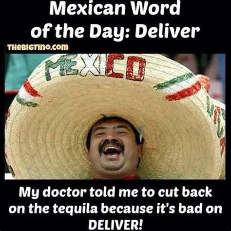 Mexican Word Of The Day Meme - mexican word of the day memes meme funny memes funny jokes