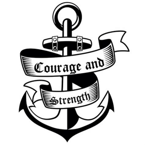 tattoo designs for strength and courage 35 strength tattoos ideas
