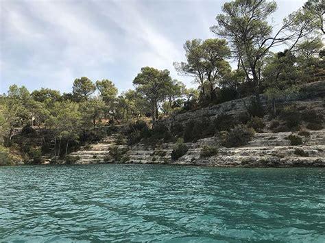 Promenade en bateau dans les gorges du Verdon Location à Gréoux