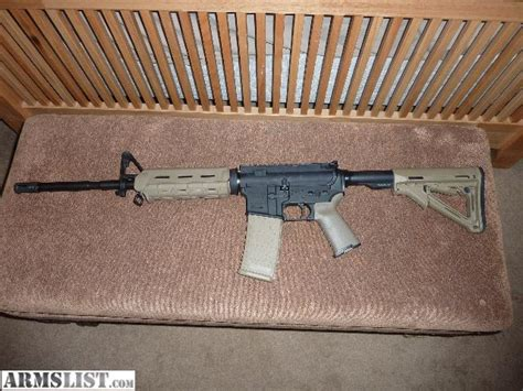 Ar15 Furniture by Armslist For Sale Fs Dpms Ar 15 With Magpul Furniture